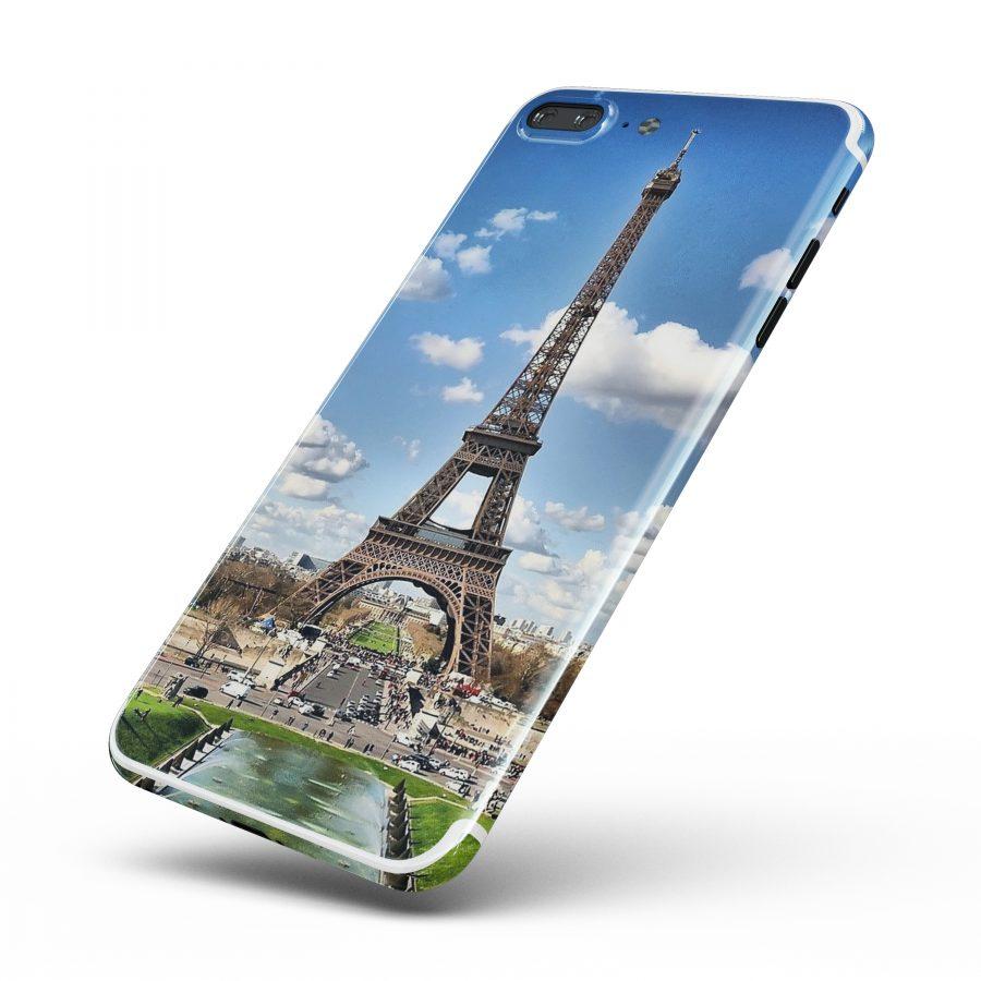 Husa   Turnul Eiffel