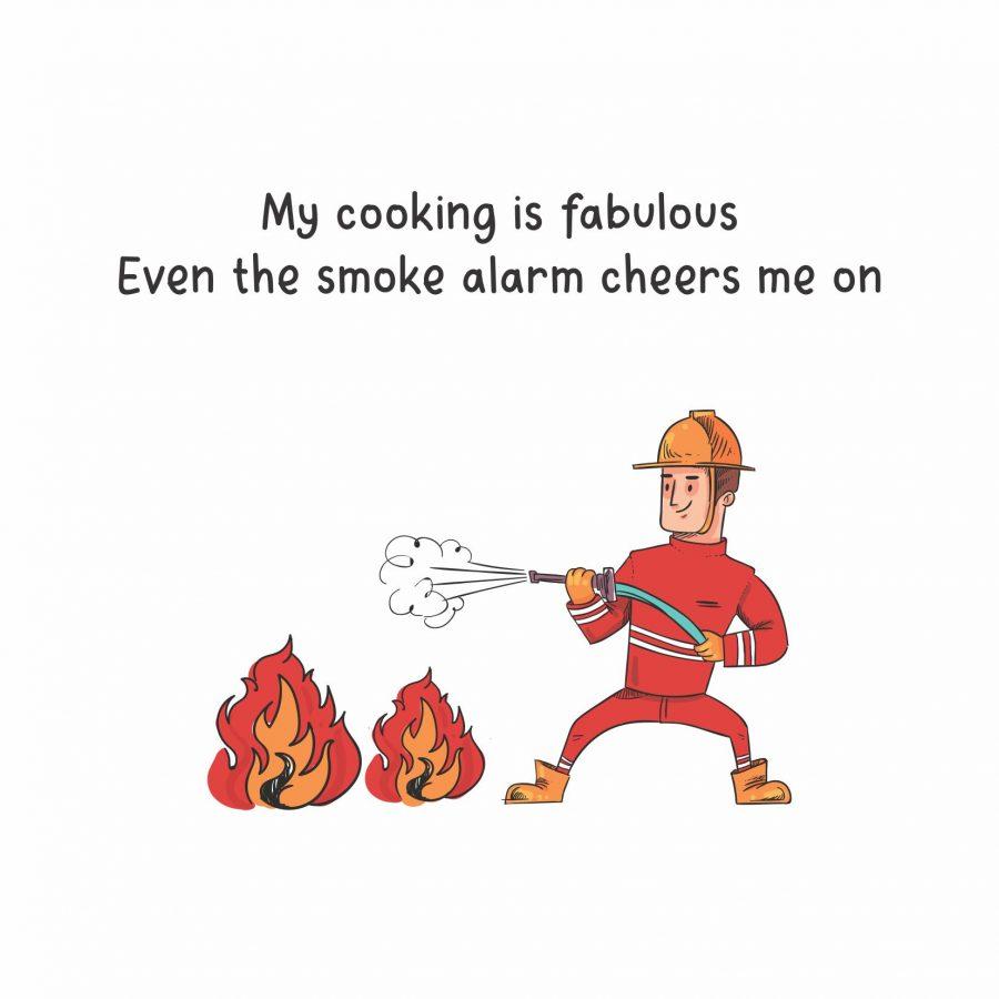Sort smoke alarm