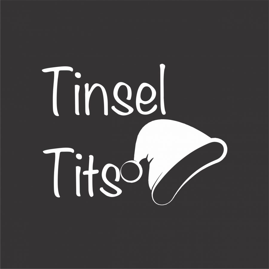 sort personalizat dama tinsel tits