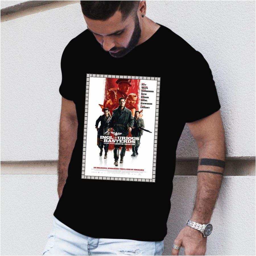Tricou barbat IB negru