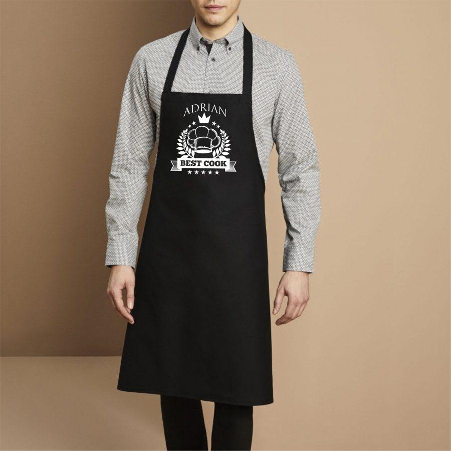 Best cook sort barbat negru